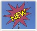 Ultra Lightweight D-HEXpedition Portable Hexbeam Image 0